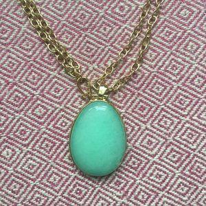 Beautiful Stella & Dot stone necklace!